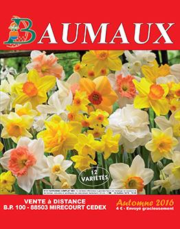 Couverture catalogue BOMOTTES automne 2016