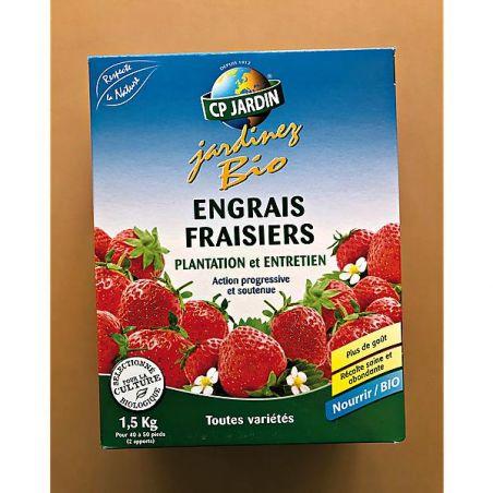 ENGRAIS FRAISIERS