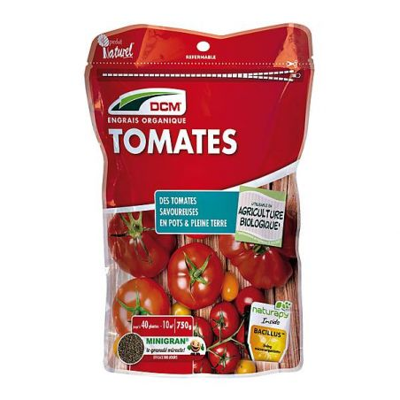 ENGRAIS TOMATES 750 grammes