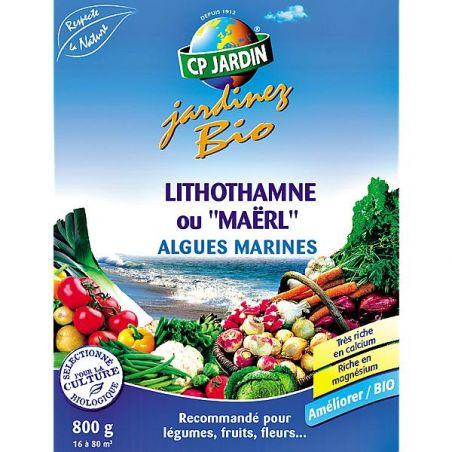 LITHOTHAMNE ou MAËRL