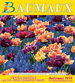 Catalogue Graines Baumaux - Automne 2017