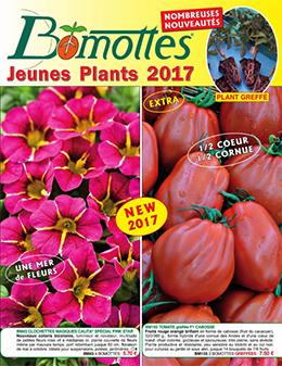 Catalogue Bomottes - Printemps 2017