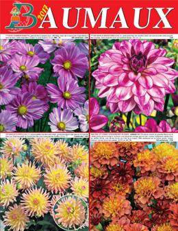 Catalogue Graines Baumaux - Printemps 2017