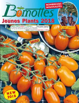 Catalogue Graines Baumaux - Bomottes 2018