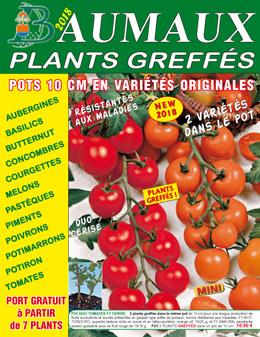 Catalogue Graines Baumaux - Plants 2018
