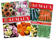 Couverture du catalogue Graines Baumaux