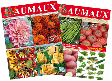 Catalogue Graines Baumaux - Printemps 2018