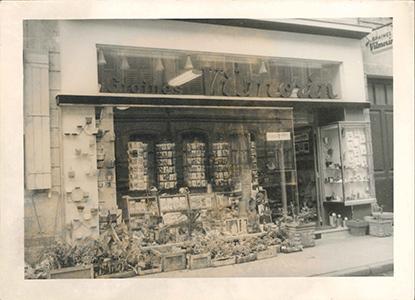 vitrine magasin